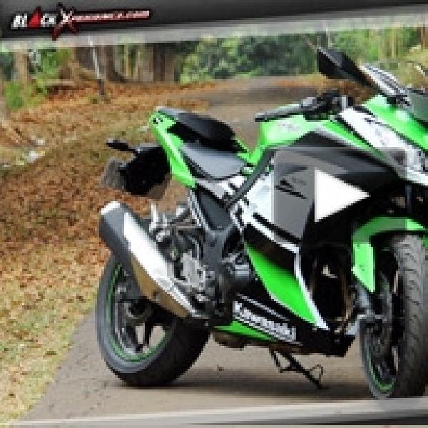 Test Ride Kawasaki Ninja 300 Si Kembar Dengan Ekstra
