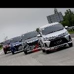 Menggeber Toyota New Avanza dan New Veloz di Lintasan Trans Jawa