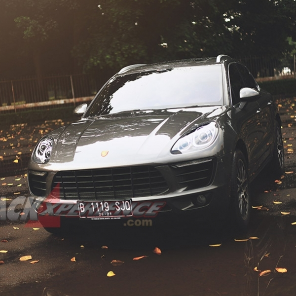 Porsche Macan, Easy and Fun to Drive!