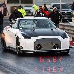 Nissan GTR R35 Alpha Logic Robek Waktu 6,5 detik untuk 373 kpj di Sirkuit Bahrain (Bagian Kedua)