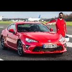 Tuna Netra Ini Geber Toyota GT86  dan Finish di Sepuluh Besar