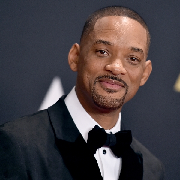 Will Smith Tampilkan Rap 'Miami' di Suicide Squad Party