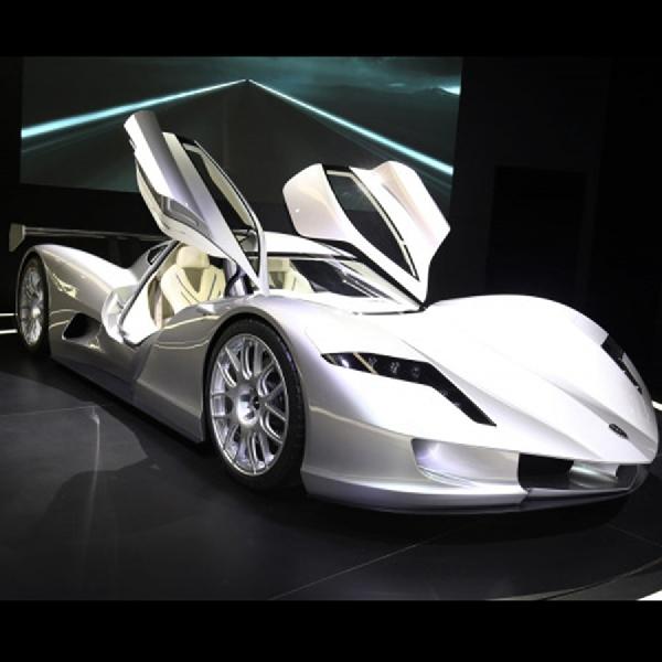 Aspark Owl Supercar Electric Penantang Tesla Roadster