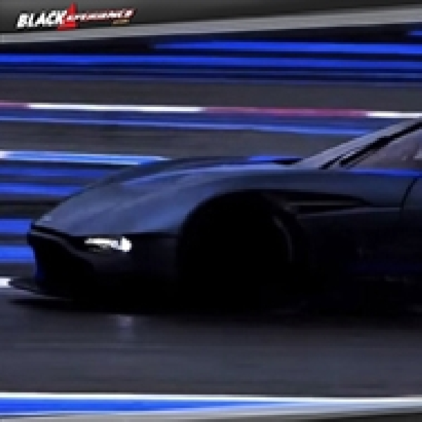 Aston Martin Vulcan N/A Pesaing Ferrari FXX