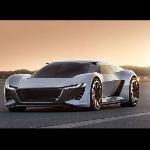 Audi AI : RACE Berakselerasi 100 Kpj Hanya 2 Detik