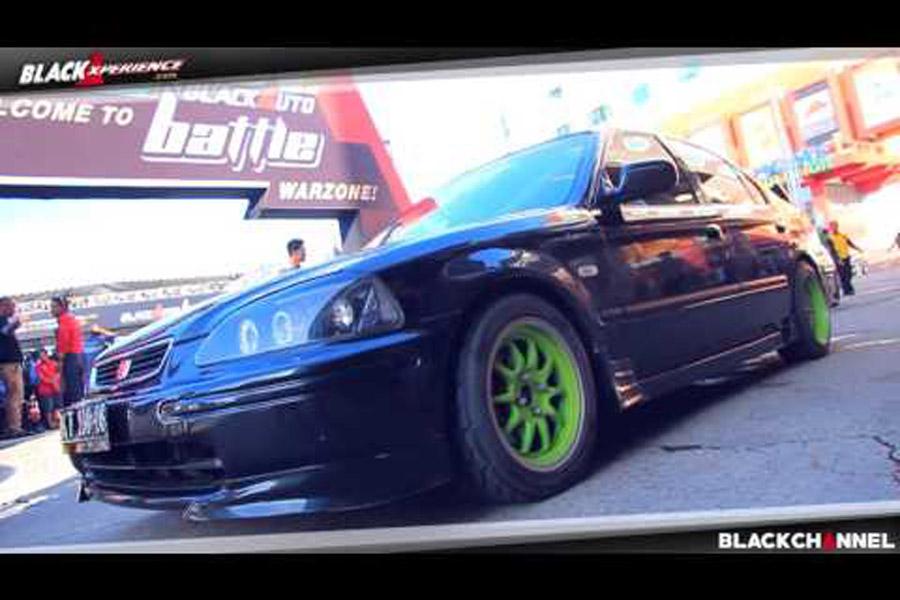 BlackAuto Battle Balikpapan 2016 : Dyno Battle