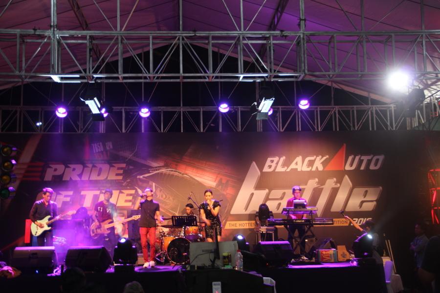 BlackAuto Battle Makassar 2016 : Entertainment