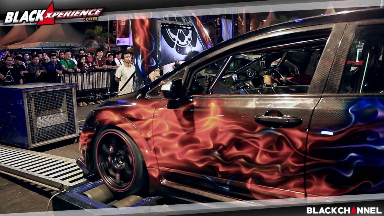BlackAuto Battle Jabotabek 2016 - Dyno Attraction