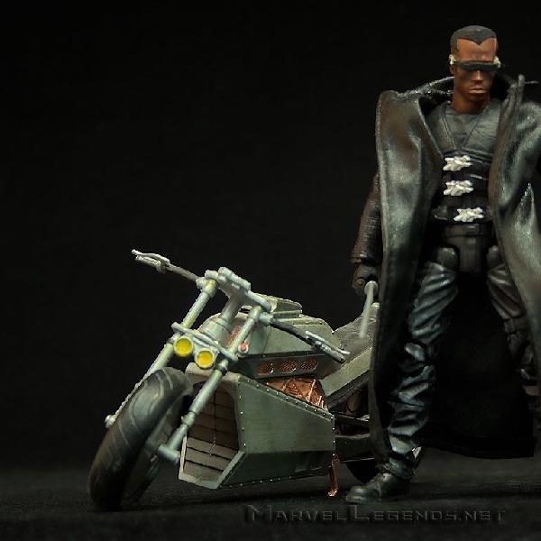 Action Figure Blade Ingatkan Anda Pada Sosok Legendaris di Marvel
