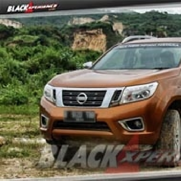 Test Drive: Nissan All New NP-300 Navara, Classy Adventurer