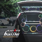 Black Out Loud at The Final BlackAuto Battle 2017 Bandung