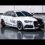 Modifikasi Audi RS 6 Wagon, Project Phoenix Milik John Olsson