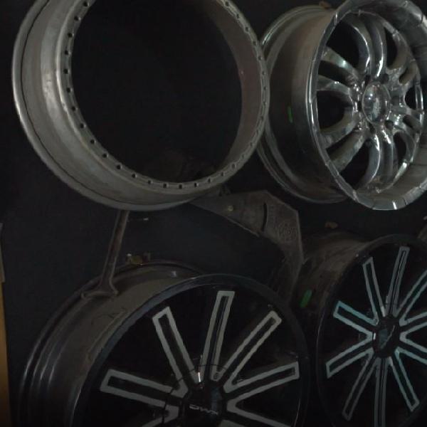YM Auto Wheels, Velg Three Pieces Yang Bikin Eksis