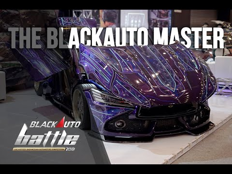 BlackAuto Master BlackAuto Battle 2018