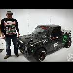 Kolaborasi Suzuki Honda Performance pada Mini Hoonitruck 190 Hp