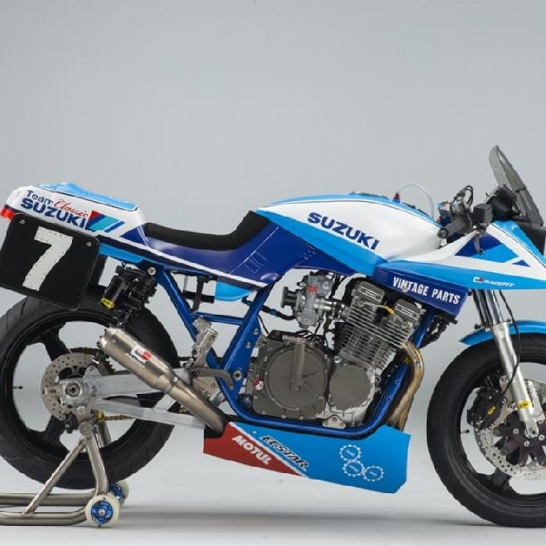 Tim Classic Suzuki Siap Rebut Podium Endurance Legend 4 Hour Race