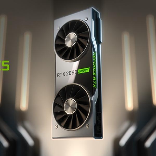 NVIDIA Resmi Hadirkan Tiga Kartu Grafis RTX Super Series