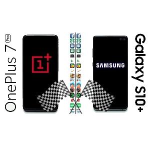 Adu Cepat OnePlus 7 Pro vs Samsung Galaxy S10+