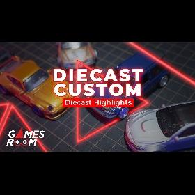 Custom Mobil Miniatur ala Diecast Highlights