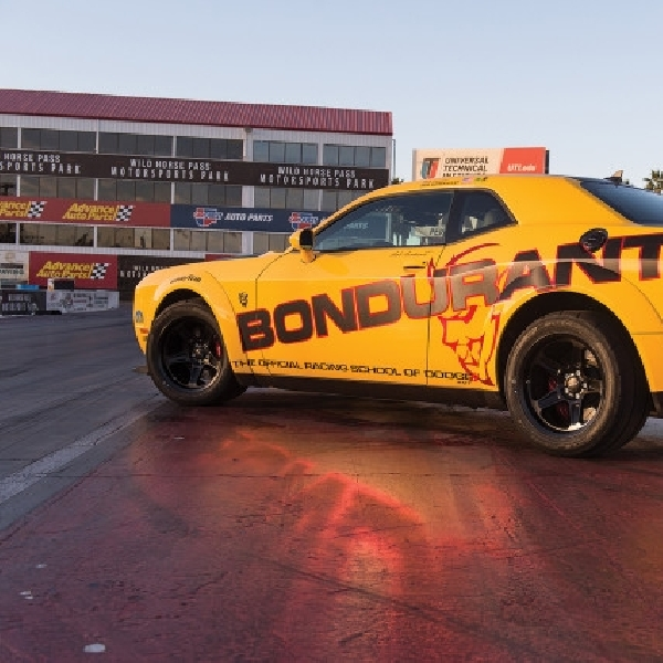 Bondurant Drag Racing