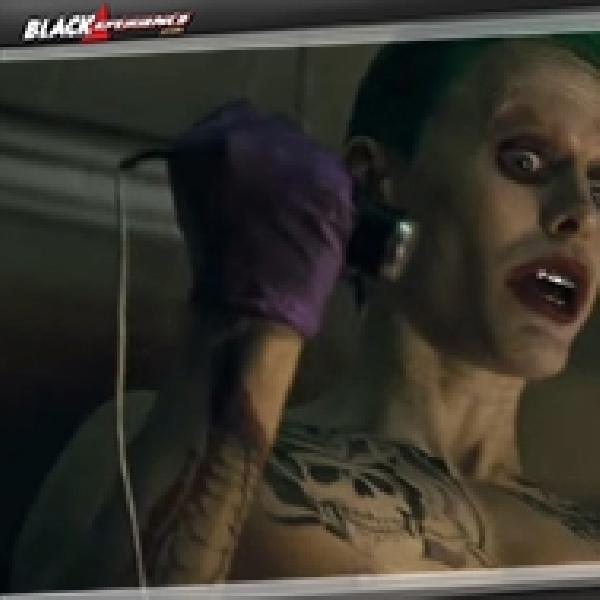 Jared Leto Temui Psikiopat Demi Dalami Karakter Joker