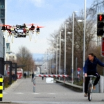 Teknologi Drone Otonom Dikembangkan Melalui Algoritma DroNet
