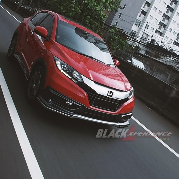 Honda HR-V Mugen Be Ahead
