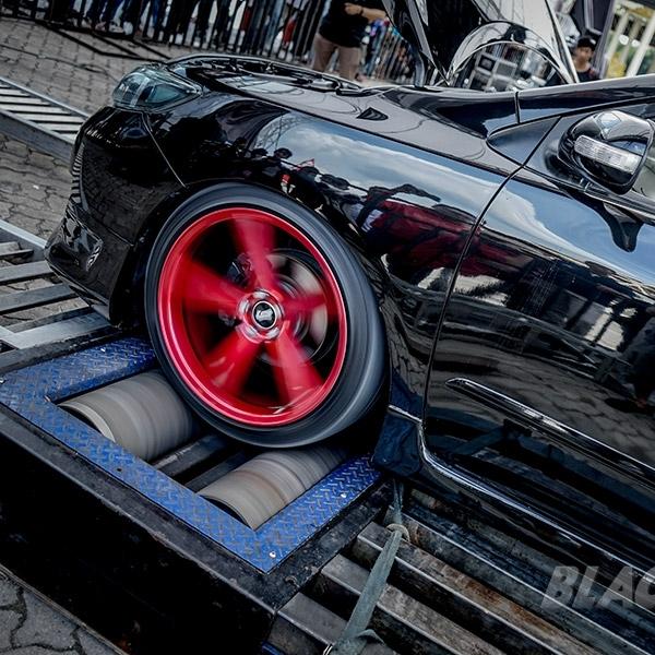 Serunya Kompetisi Dyno Test di BlackAuto Battle 2017 Pekanbaru