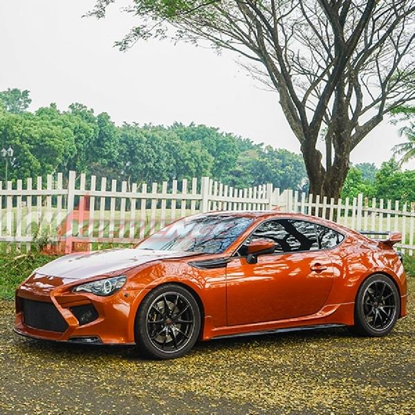 Modifikasi Toyota GT86 Supercharged : Fokus pada Performa dan Durabilitas