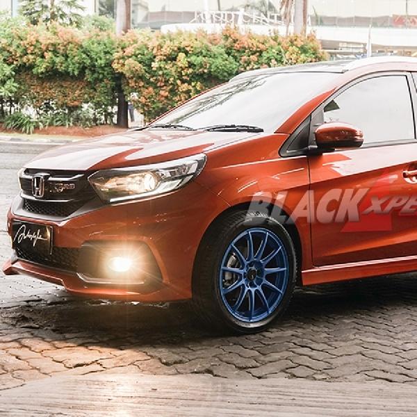 Modifikasi Velg New Honda Mobilio: Mobil Baru, Velg Baru
