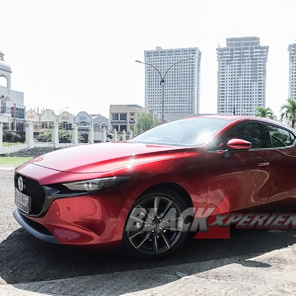 All New Mazda3, The First Mazda 7G di Indonesia