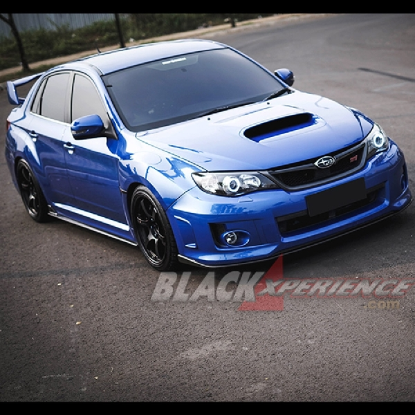 Modifikasi Subaru WRX STI, An Entity of Endurance