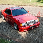 Modifikasi Mercedes-Benz W124 300CE, Never Ending Project