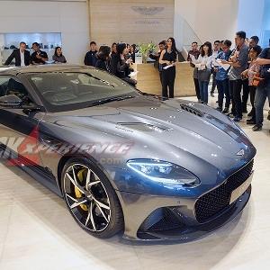 Aston Martin DBS Superleggera - The Ultimate Luxury Super GT