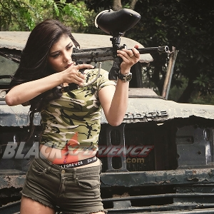 Cici Nugrama -Sexy Soldier-