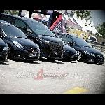 The Champ Black Auto Battle 2018 Solo - Suzuki Every Auto_cemara