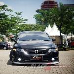 Modif Elegan Honda Odyssey 2005, Dukung Aktivitas Harian
