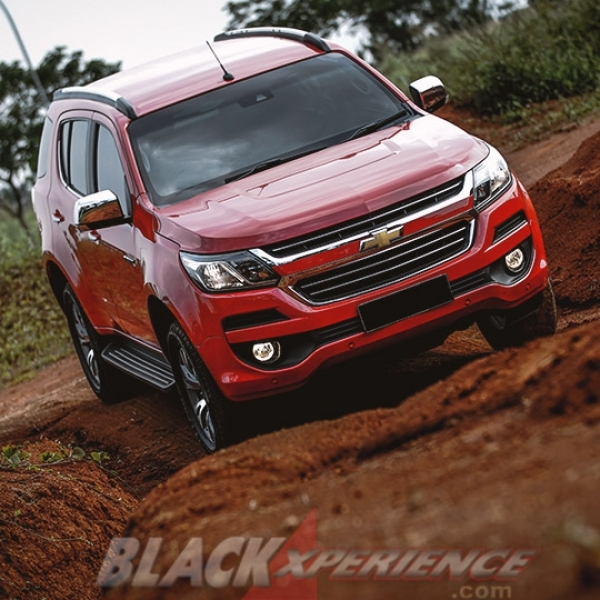 All New Chevrolet Trailblazer 2.5 LTZ - Big, Bold and Beautiful
