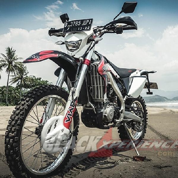 Viar Cross X 250 ES, Hadir Untuk Pro Adventure