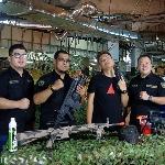 Kenali Dunia Military dan Patriotism  Lewat Permainan Airsoft Gun