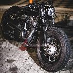 Modifikasi Harley Davidson Sportster 48: Makin Gahar dengan Desain Pribadi