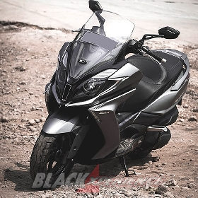 Kymco Downtown - The Sport Touring Masterpiece
