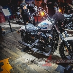 Harley Davidson FXDR dan Iron-Moge Klasik, Tenaga Modern