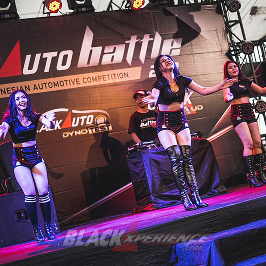 Entertainment & Games Black Auto Battle Makasar 2018