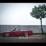 Modifikasi BMW E30 Cabriolet
