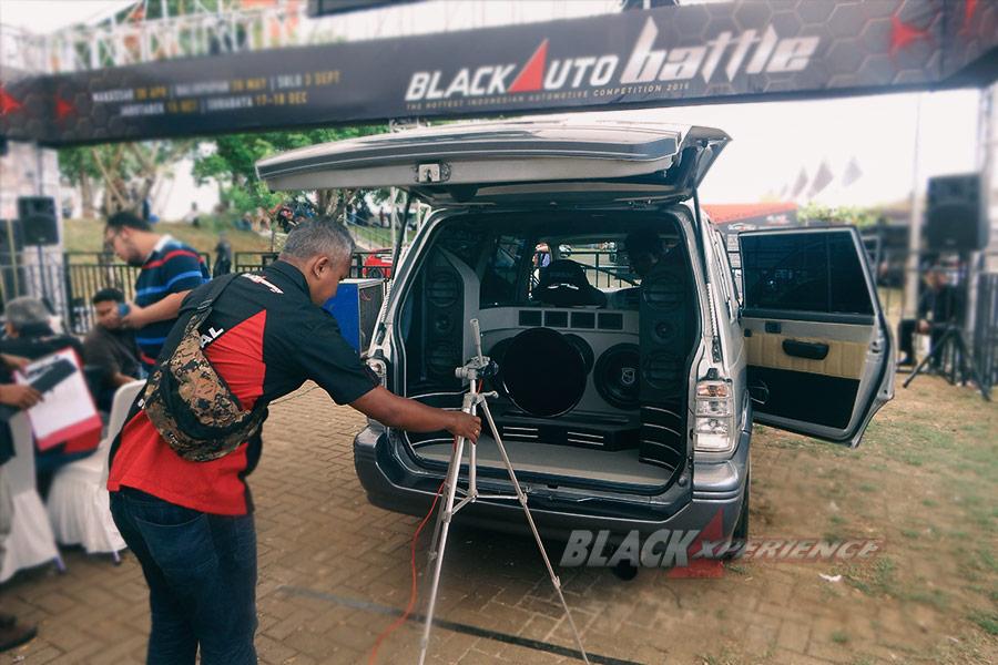 BlackAuto Battle Makassar 2016: BlackOut Loud