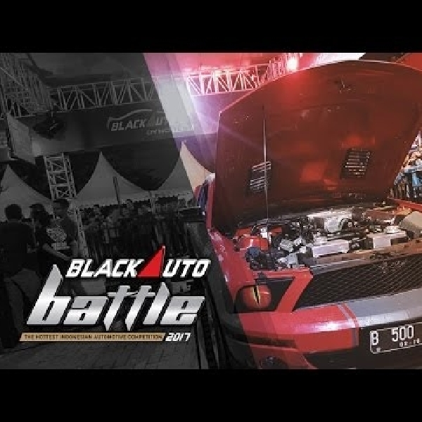 Dyno Test BlackAuto Battle Solo 2017 Dog Fight!