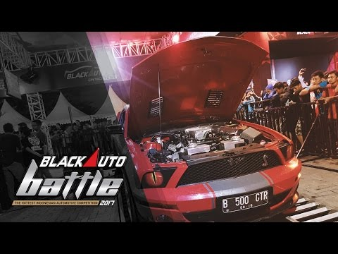 Dyno Test BlackAuto Battle Solo 2017 Dog Fight!