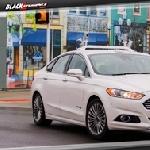 Ford Fusion Hybrid Autonomous Research Vehicle Mulai Lakukan Pengujian di Mcity