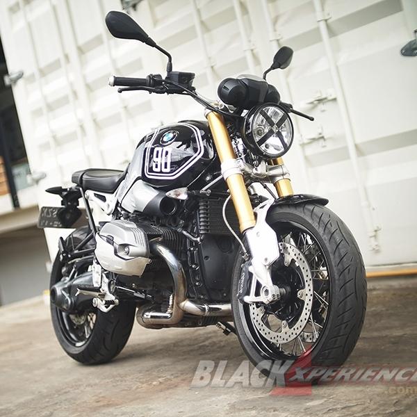 BMW R nineT - Pure Riding Sensation